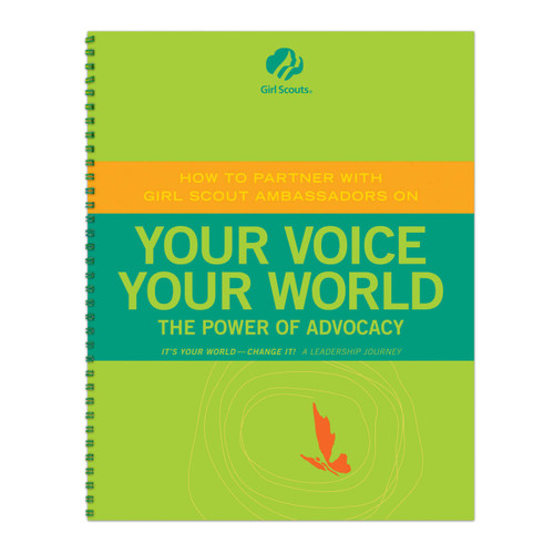 Ambassador Your Voice, Your World A