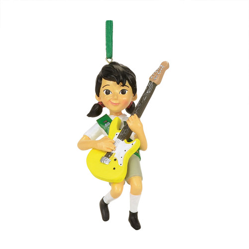 Girl Scout Junior Ornament