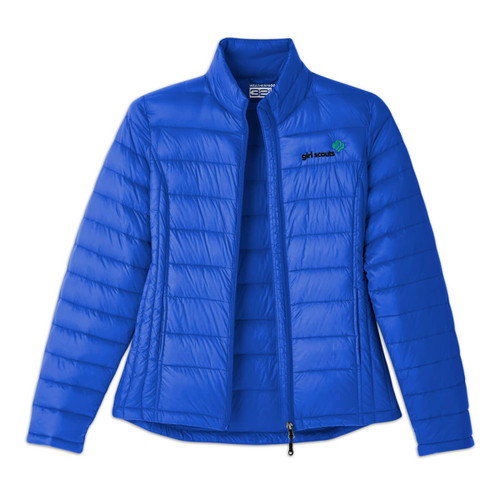 Girl Scout Packable Down Jacket