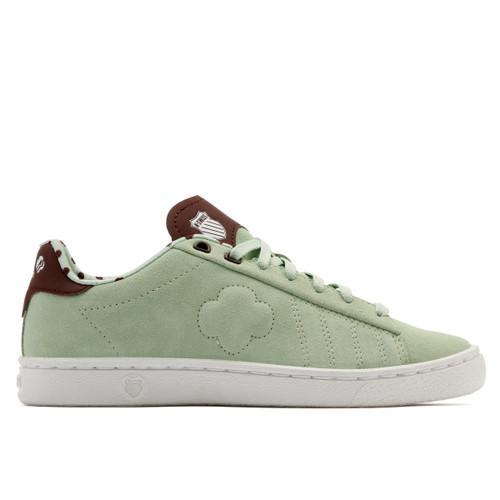 Girl Scout K-Swiss Thin Mint Cookie Shoes — Women