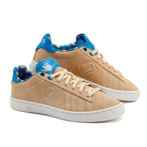 Girl Scout K-Swiss Shortbread Cookie Shoes — Youth