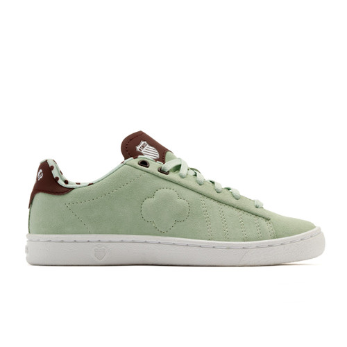 Girl Scout K-Swiss Thin Mint Cookie Shoes — Youth