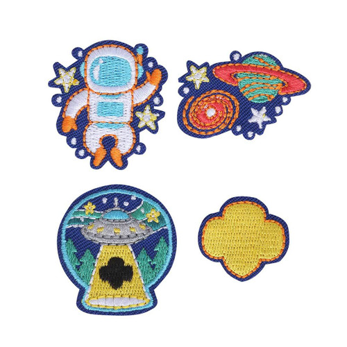 space mini patch set