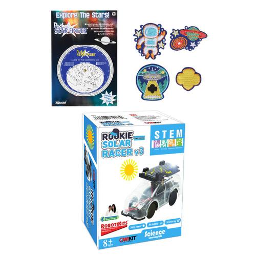 STEM Space Holiday Bundle