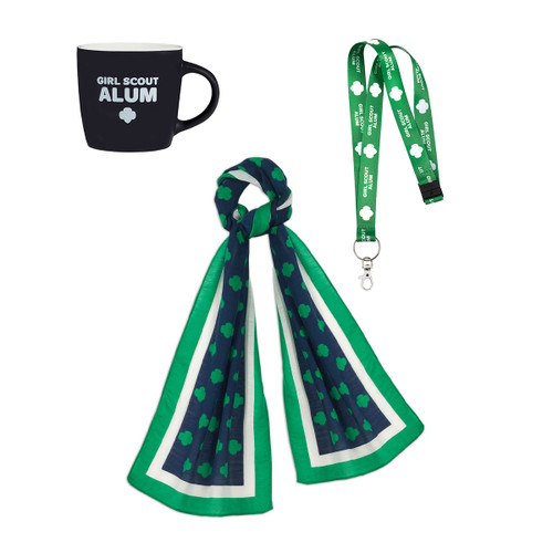 Girl Scout Alum Holiday Bundle