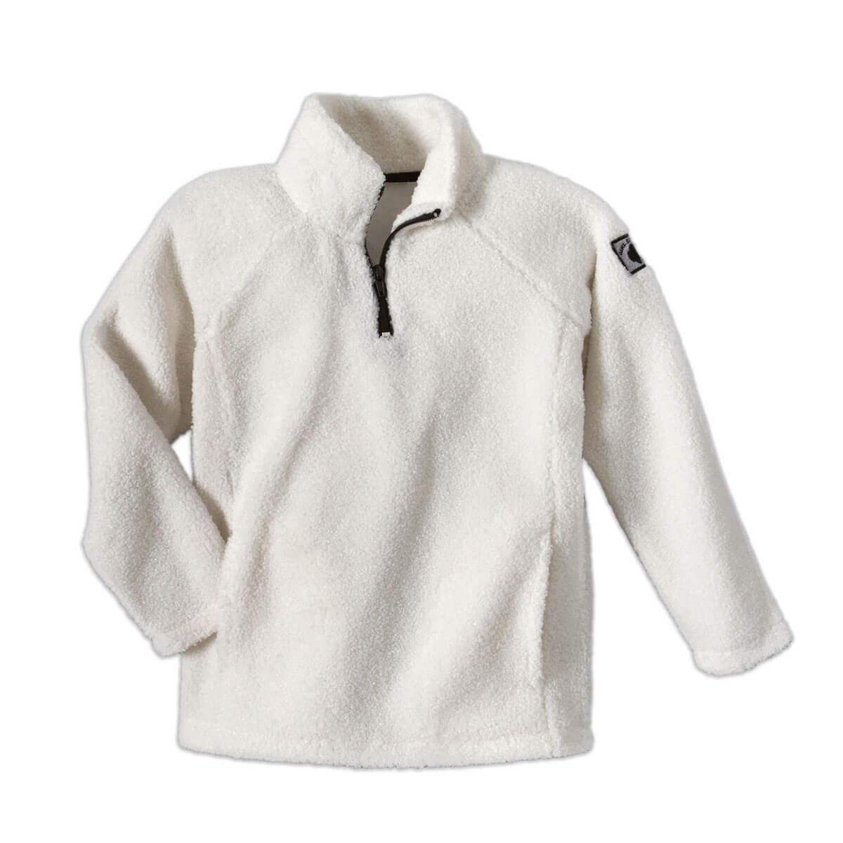 Poodle Sherpa Jacket