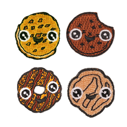 Girl Scout Mini Cookie Patch Set