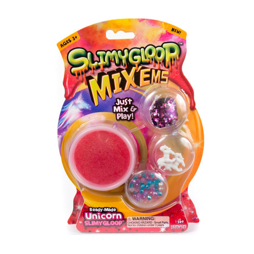SLIMYGLOOP MixEms Unicorn slime kit