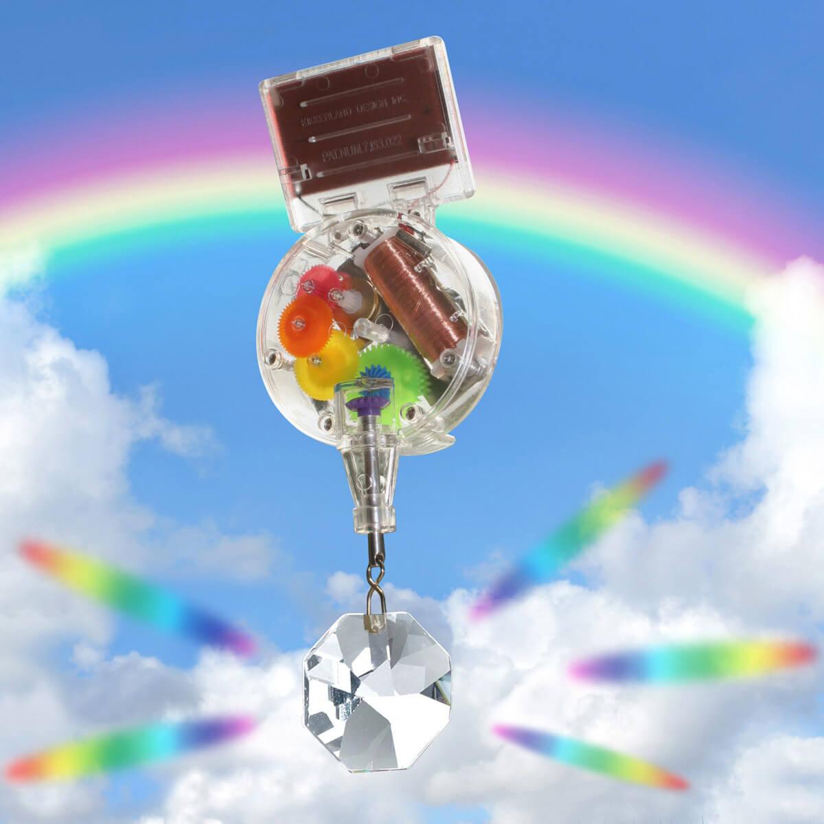 Solar Powered RainbowMaker