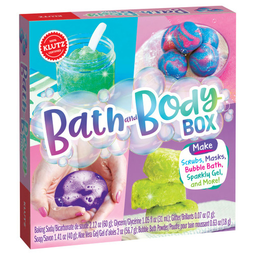 Bath And Body Kit