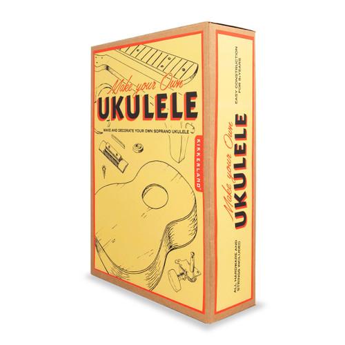 Make Your Own Ukulele Kit