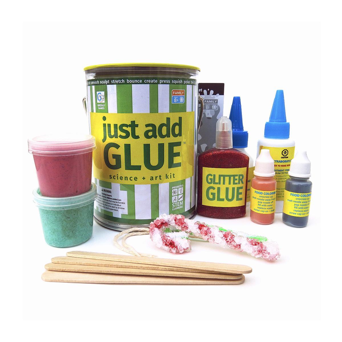Just Add Glue Kit