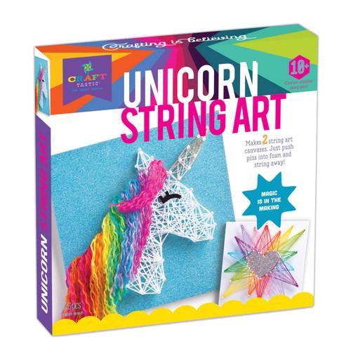 Unicorn String Art Craft Kit