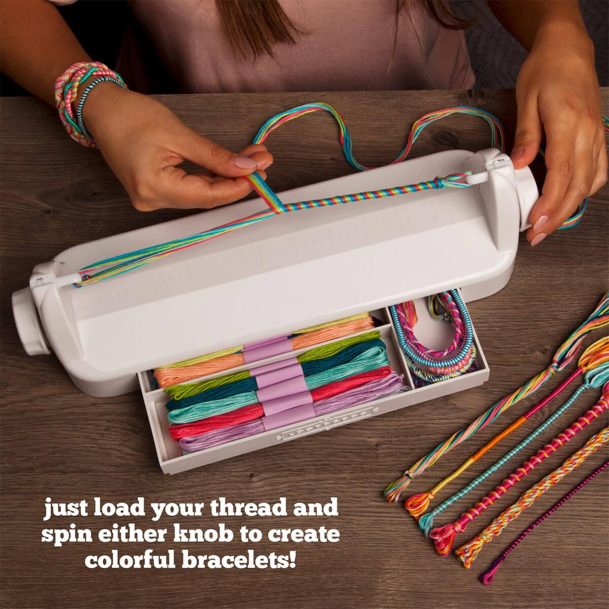 Friendship Bracelet Loom Kit