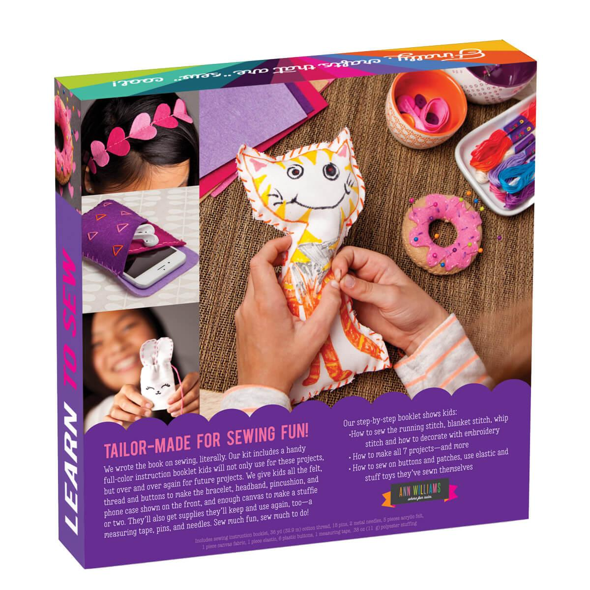 Learn to Sew Kit