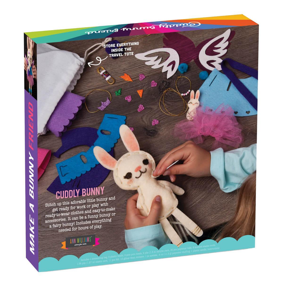 Make a Bunny Friend Kit