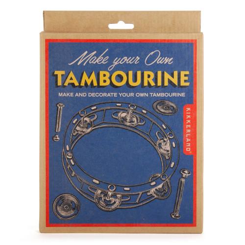 Make Your Own Tambourine Kit