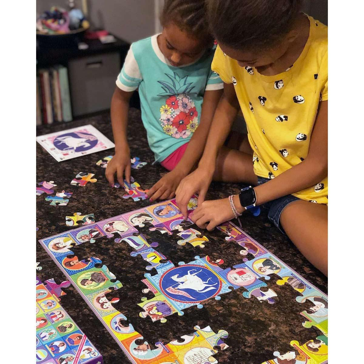 Votes for Women Jigsaw Puzzle
