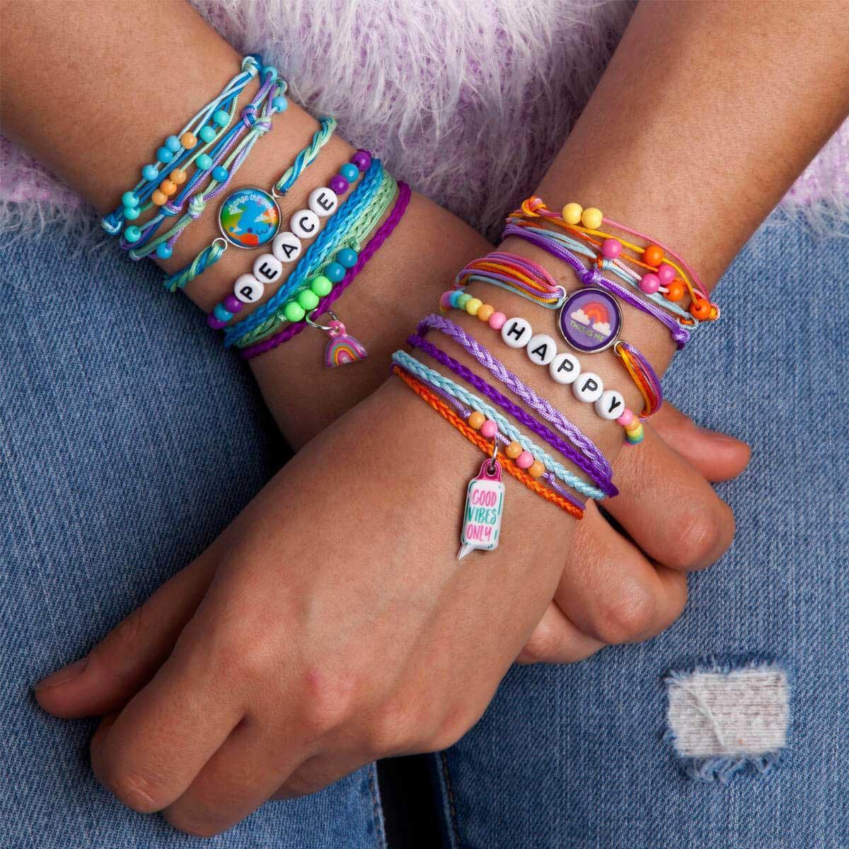 Craft-tastic All About Me Bracelet
