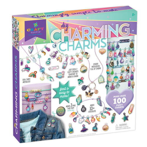 Craft-tastic DIY Charming Charms Ki