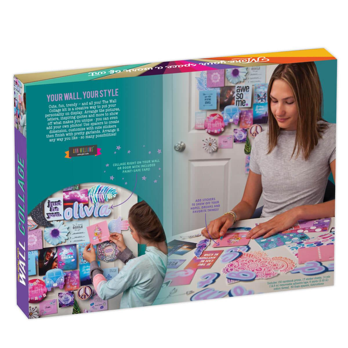 Craft-tastic Wall Collage Kit