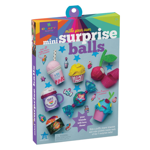 Craft-tastic Mini Surprise Balls Ki