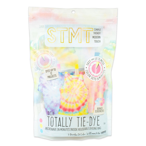 DIY Totally Tie Dye Kit