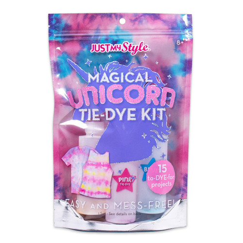 Magical Unicorn Tie Dye Kit