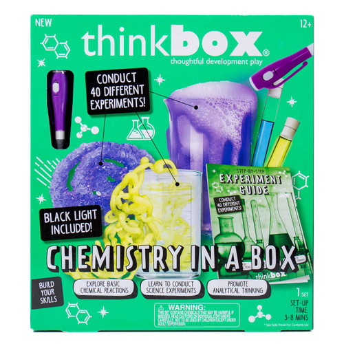 Chemistry in a Box 40 experiments