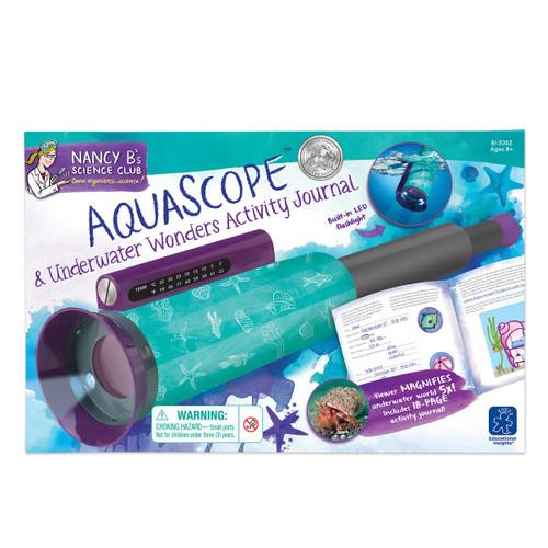 Aquascope Activity Journal