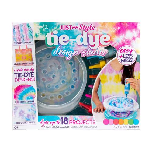 Tie-Dye Design Studio Kit
