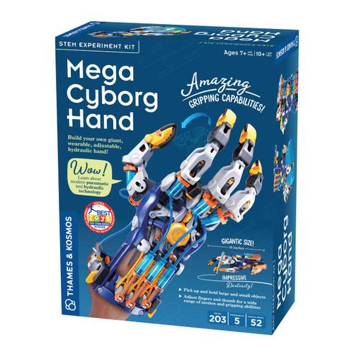make your own mega cyborg hand kit