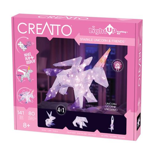 Sparkle Unicorn 3D Puzzle Kit
