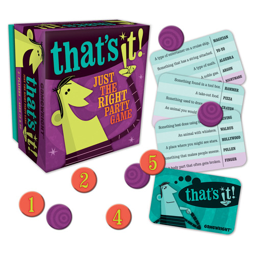 That's It Card Game