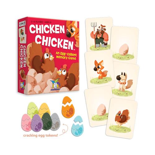 Chicken Chicken Card Game