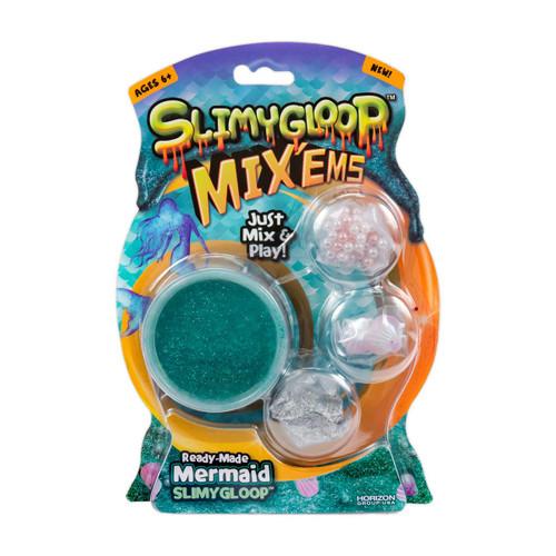 SLIMYGLOOP™ Mix 'Ems Mermaid Kit