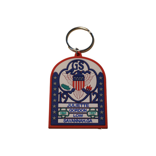 JGLB Gate Key Ring