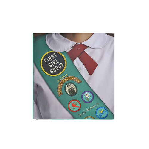 JGLB First Girl Scout: The life of