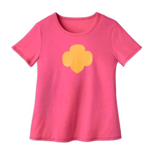 Fuchsia Trefoil T-Shirt