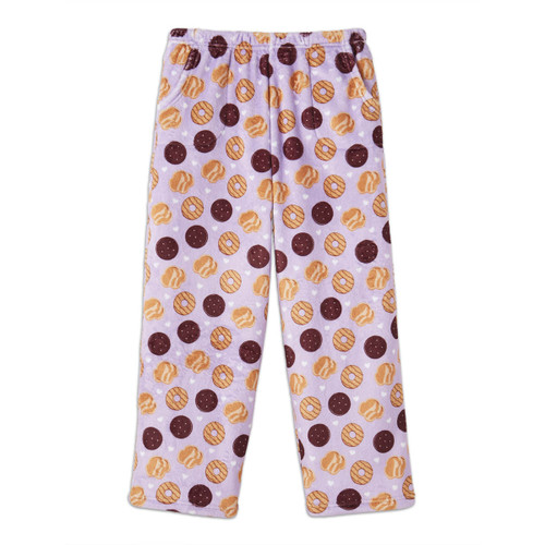 Girl Scout Cookies Plush Lounge Pants - Girls