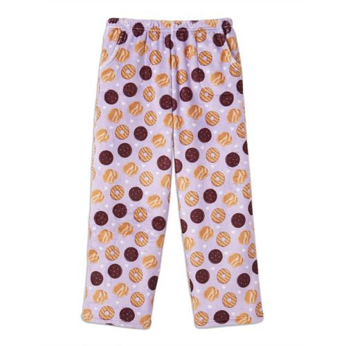 Girl Scout Cookies Plush Lounge Pants - Girls