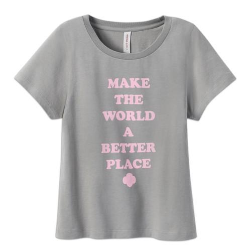 Better World Organic Cotton T-Shirt