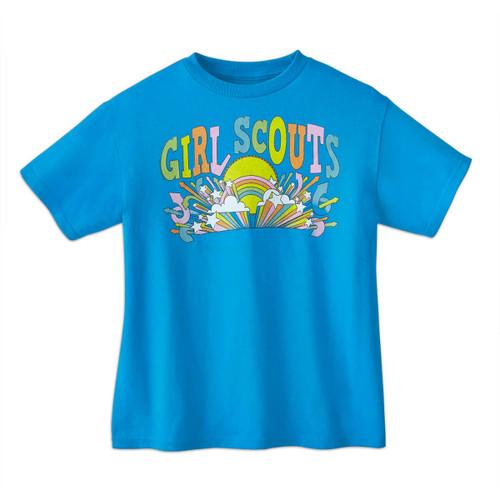 Sunrise Doodles Girl Scouts T-Shirt