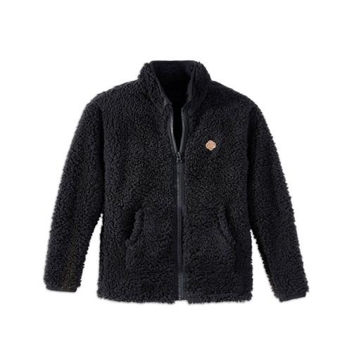 Sherpa Full-Zip Jacket – Girls