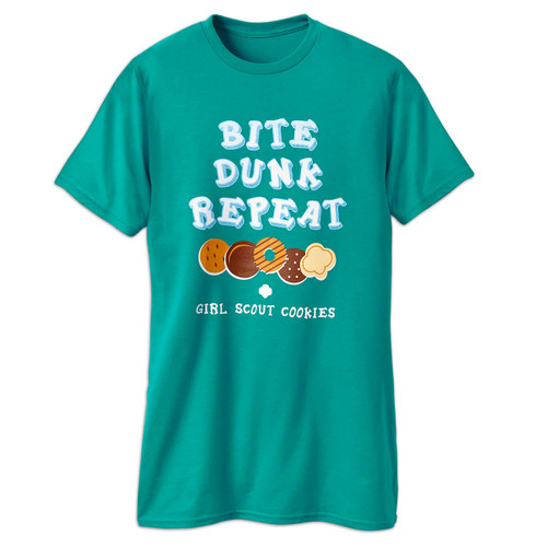 Bite, Dunk, Repeat Cookie T-Shirt