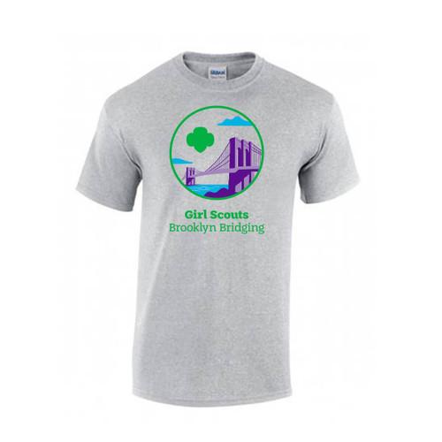 Brooklyn Bridging T-Shirt Adult
