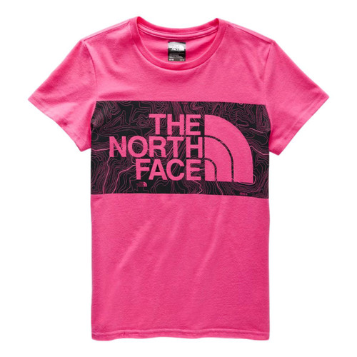 The North Face Girls' S/S Graphic T