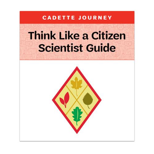 Cadette Think Like a Citizen Scientist Journey Digital Download