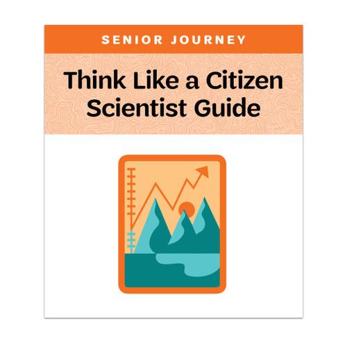 Senior Think Like a Citizen Scientist Journey Digital Download