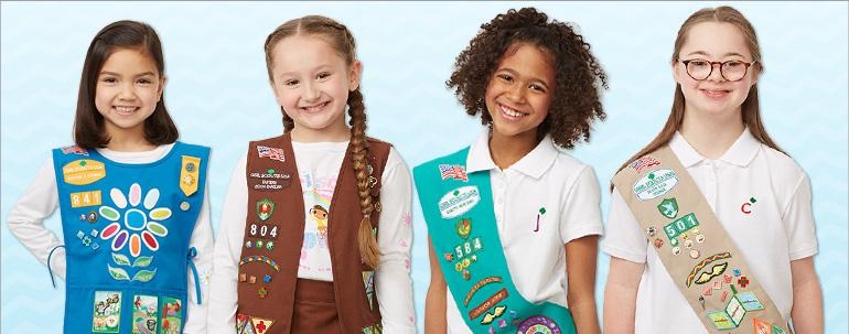 us girl scouts